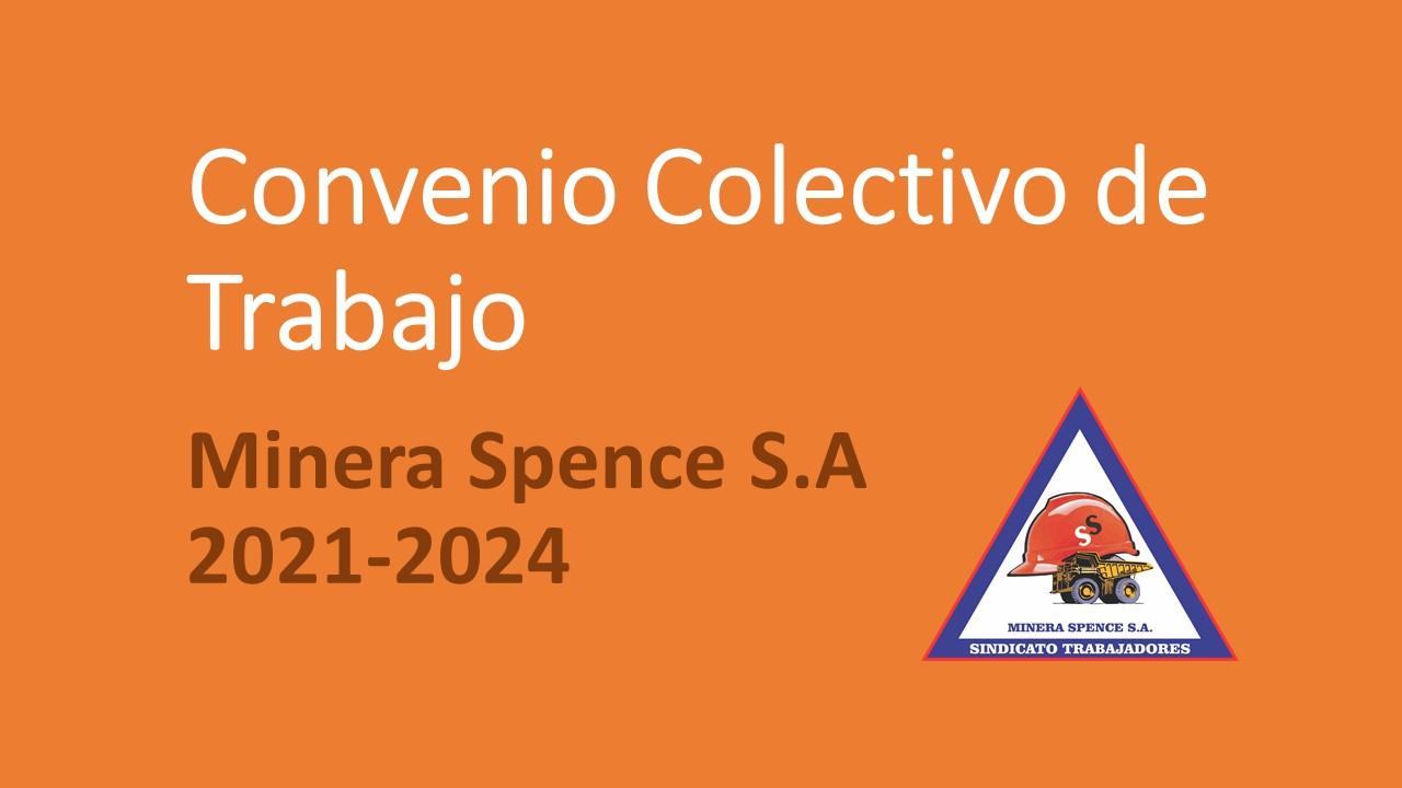 Contrato Colectivo 2021-2024