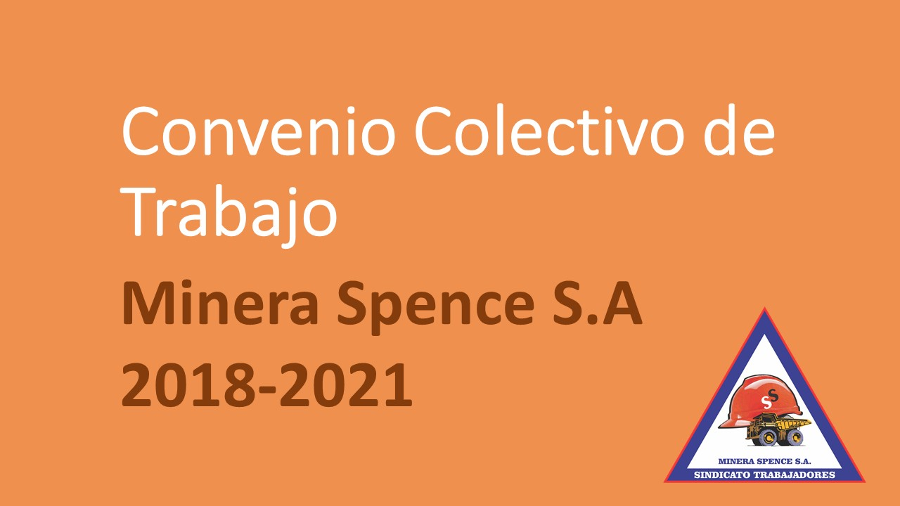 Contrato Colectivo 2018-2021