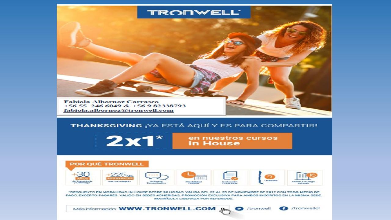 Convenio Tronwell Antofagasta