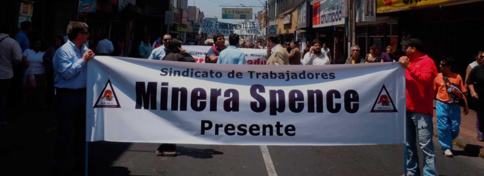SINDICATO SPENCE SIENTA NUEVO PRECEDENTE EN MATERIA DE PARTICIPACIÓN FEMENINA