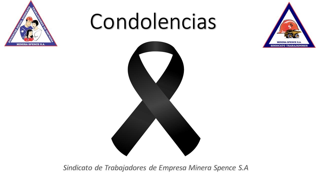 Fallecimiento de Nuestro Compañero Luis Carrasco Magna Q.E.P.D