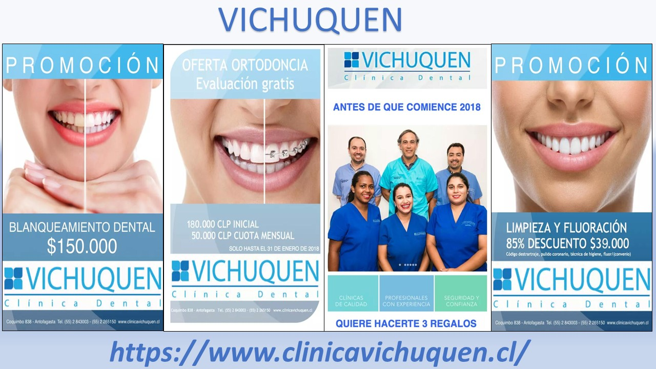 Promoción Clinica VICHUQUEN