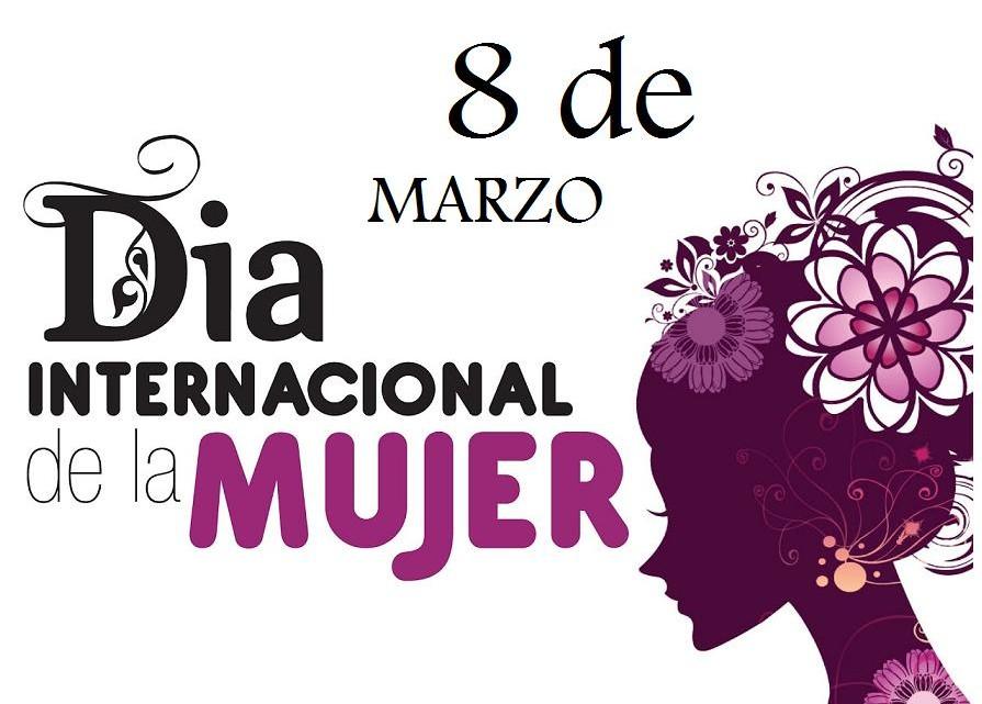 Saludo en el día Internacional de la Mujer