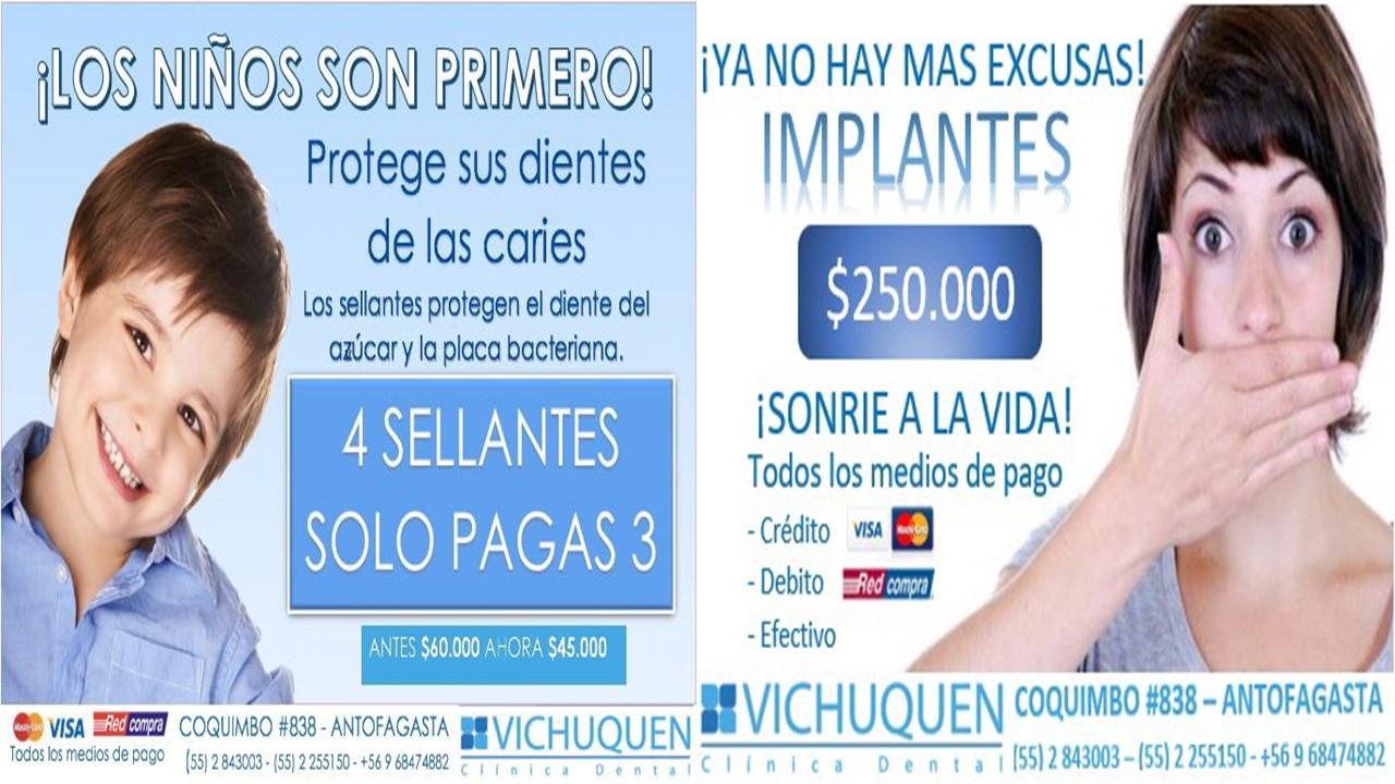 Promoción Clínica Dental Vichuquén