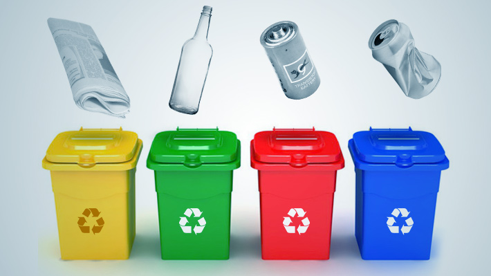 Día Internacional del Reciclaje: Dónde y cómo reutilizar la basura que generamos en Chile
