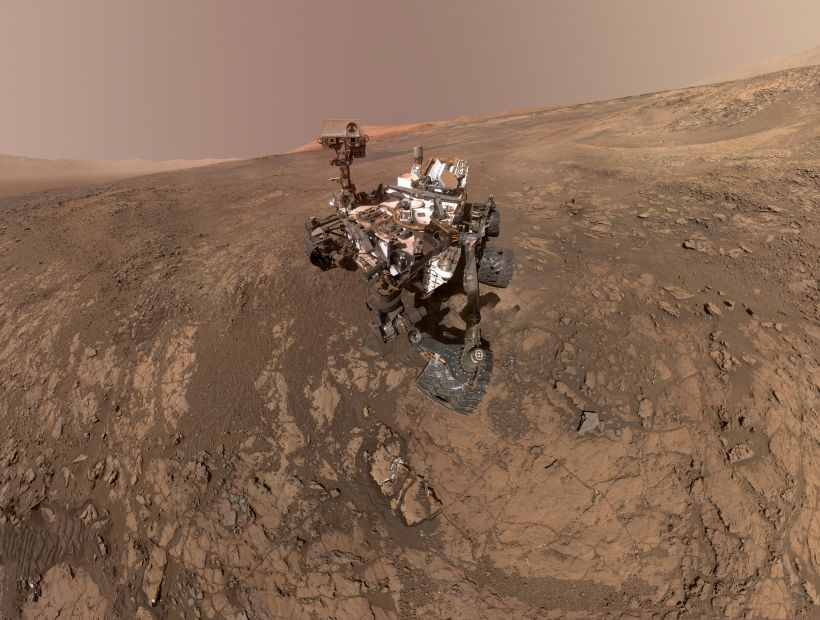 La NASA da un paso más en su investigación sobre si ha existido vida en Marte