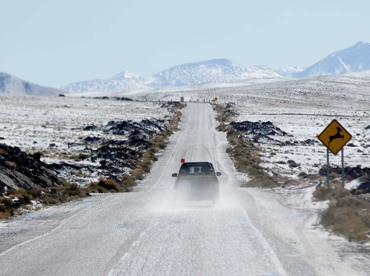 Estas son las rutas que se mantienen cerradas por precipitaciones en la Provincia El Loa