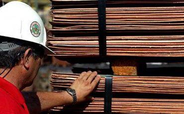 Cobre cayó un 0,22% en la Bolsa de Metales de Londres