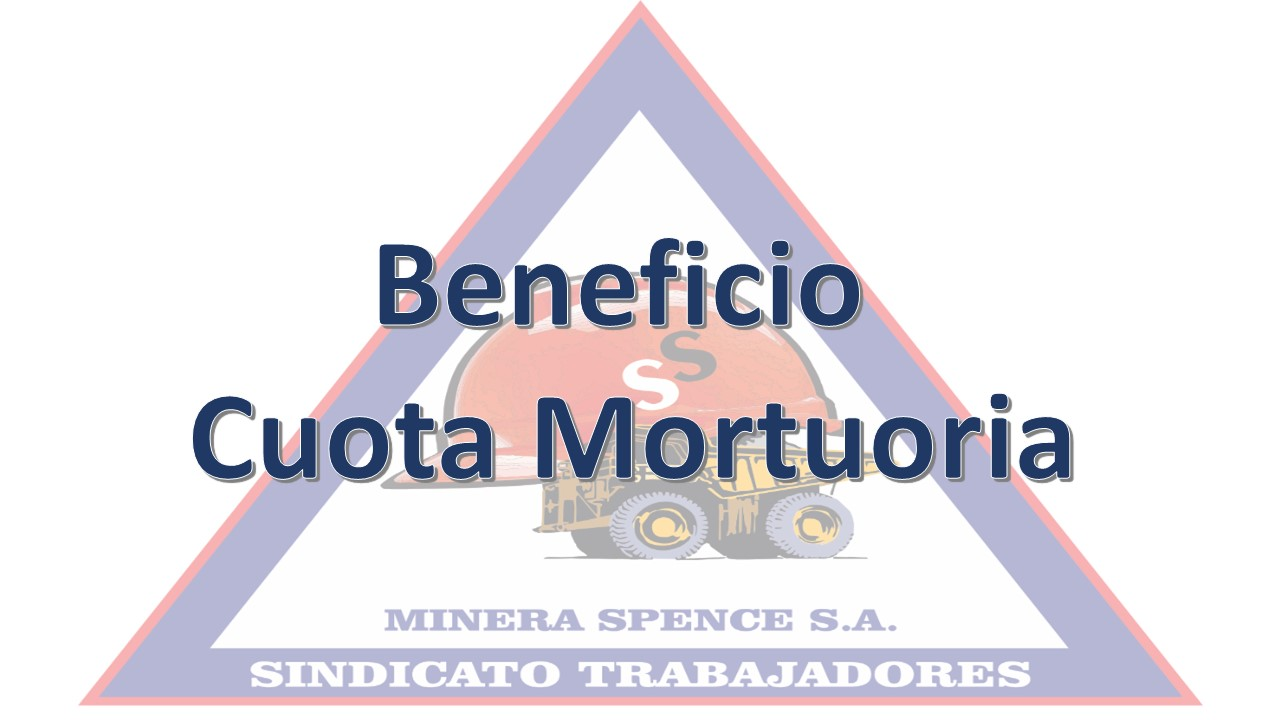 Beneficio Cuota Mortuoria