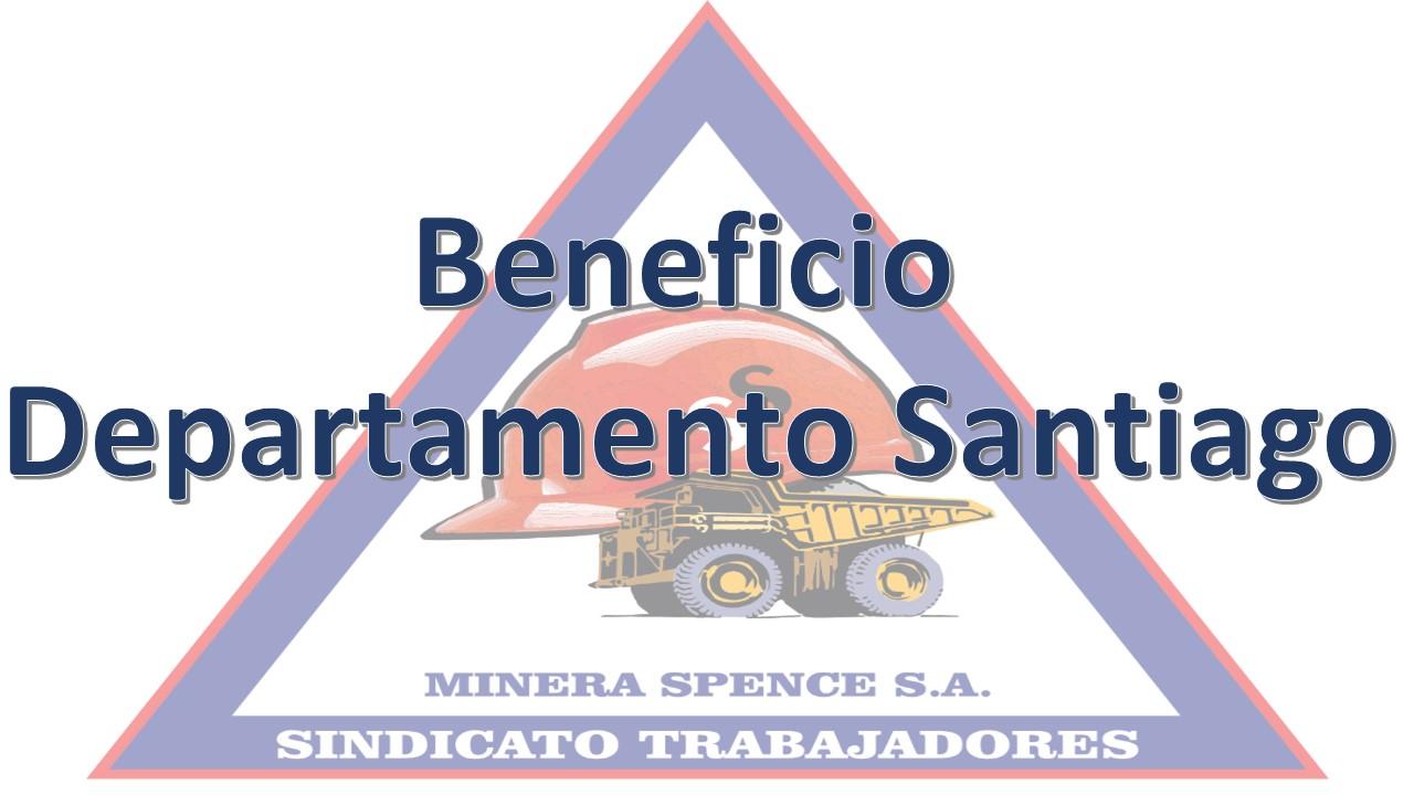 Beneficio Departamento en Santiago