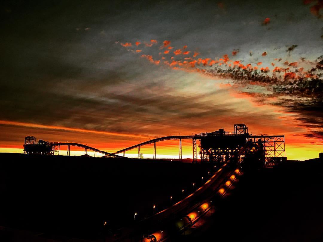 Obras de ampliación de minera Spence avanzaron un 34%
