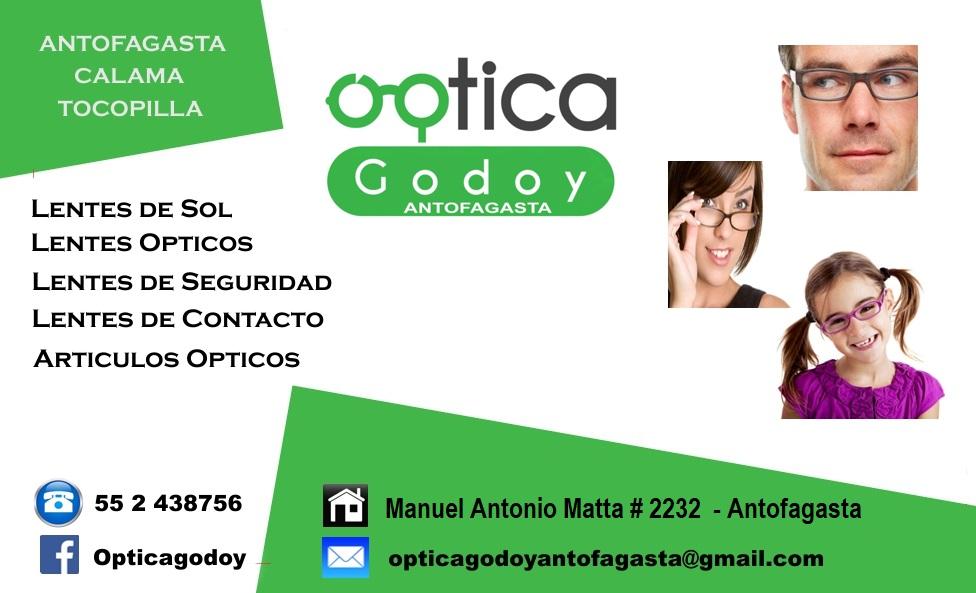 CONVENIO ÓPTICA GODOY ANTOFAGASTA