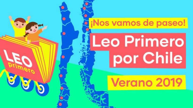 Bibliotecas móviles recorrerán Chile para promover la lectura en niños y niñas