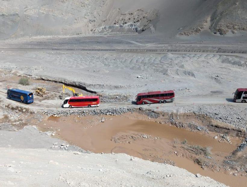 Habilitan permanentemente la Ruta 5 Norte que une Iquique con Arica