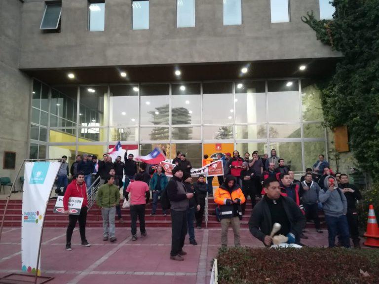 Sindicatos de Andina aprueban cambio de jornada bajo reforma laboral