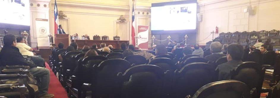 PRESIDENTE DEL SINDICATO SPENCE PARTICIPÓ EN SEMINARIO SOBRE AUTOMATIZACIÓN Y ROBOTIZACIÓN DE LOS PROCESOS MINEROS