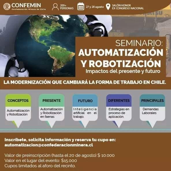 Seminario Automatización y Robotización