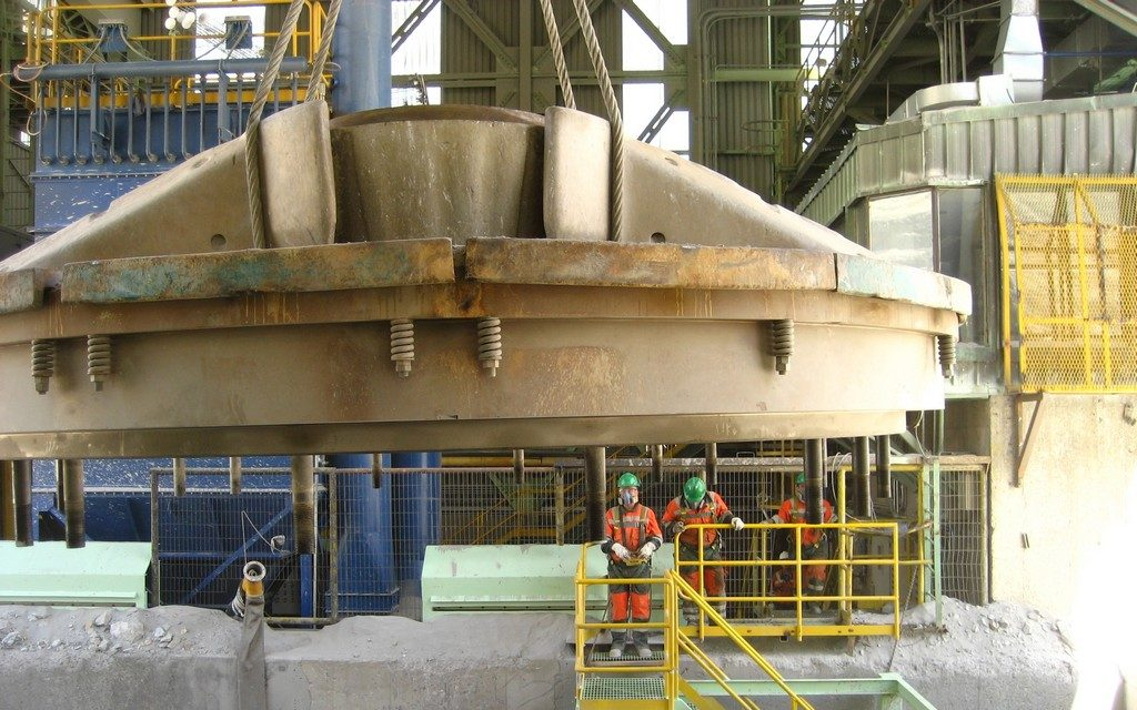 Ministro Prokurica inauguró Semana Minera APEC Chile 2019 en la mina San José