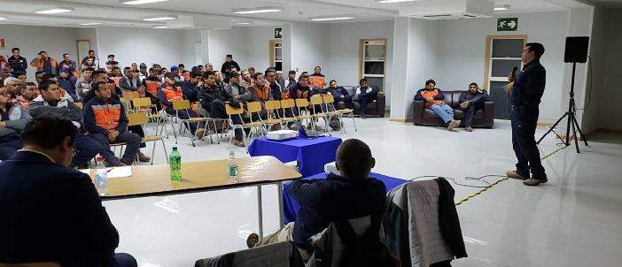 SINDICATO 1 DE MINERA ANTUCOYA SE PREPARA PARA HISTÓRICA HUELGA EN EL GRUPO LUKSIC