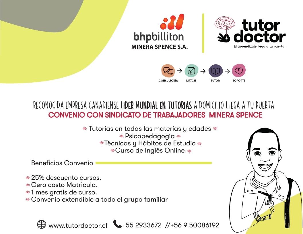 Convenio Tutor Doctor