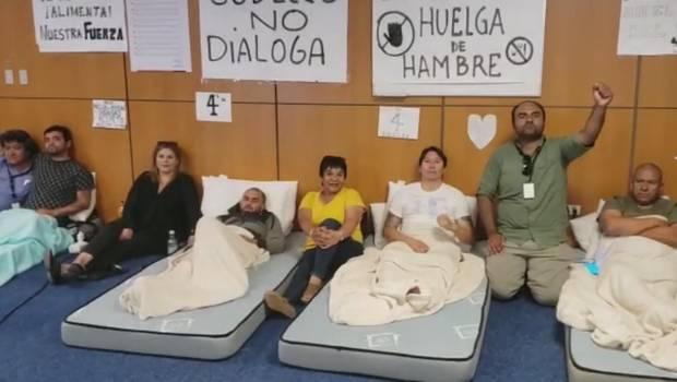 DIRIGENTES SINDICALES DEPONEN HUELGA Y ANUNCIAN DEMANDA POR CALUMNIAS TRAS QUERELLA DE CODELCO POR ESTAFA