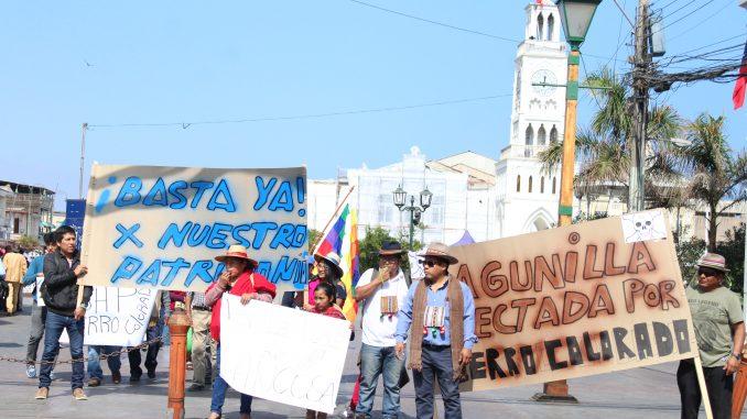 TRIUNFO DE COMUNIDAD INDÍGENA : CORTE SUPREMA ACOGE RECLAMO POR MINA CERRO COLORADO DE BHP